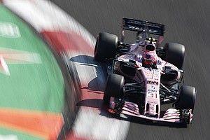 Force India celebra 4º lugar entre os construtores