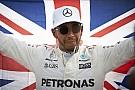 General Autosport Awards: Hamilton dianugerahi pembalap terbaik internasional