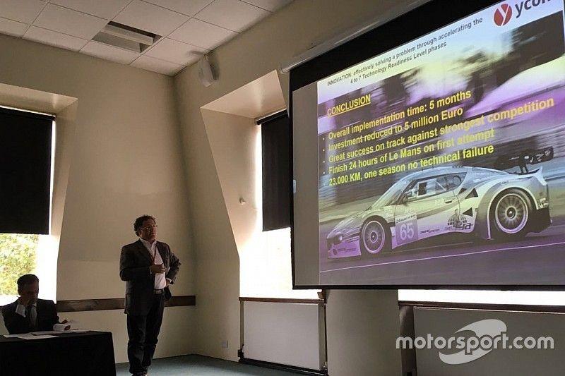 """Quando il motorsport """"sfida"""" il mondo accademico..."""
