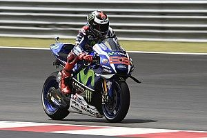 "Lorenzo: Yamaha ""still ideal for my riding style"""