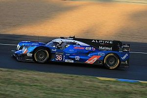 Nissan signs off in LM P2 at Le Mans with its fifth class victory