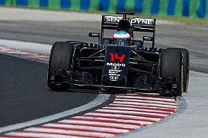 McLaren to push on with 2016 car development