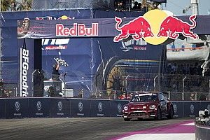 Scott Speed wins first leg of GRC Los Angeles
