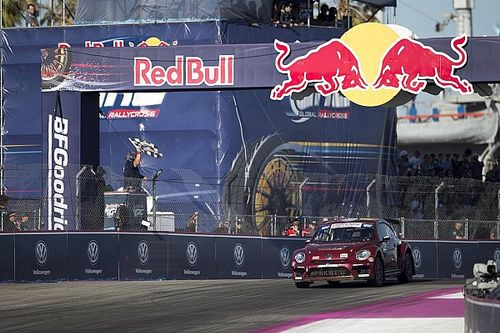 Scott Speed wins first leg of GRC Los Angeles