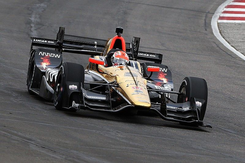 St Louis Speed Festival to lead into IndyCar's return to Gateway