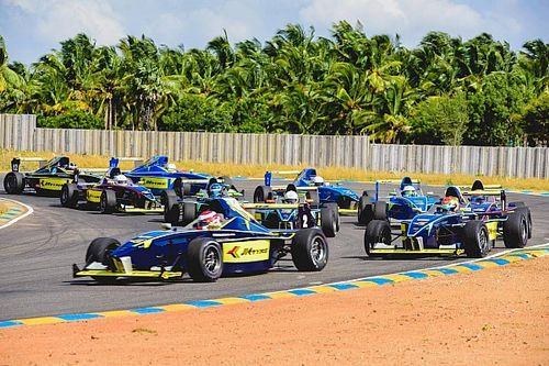 Foreign drivers to raise the level in JK Tyre Racing Championship