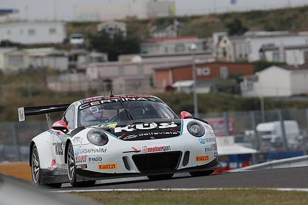 GT-Masters in Zandvoort: Sieg für Bernhard-Porsche vor Land-Audi
