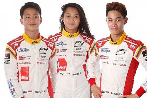 Komentar para pembalap Indonesia jelang F4/SEA Sentul