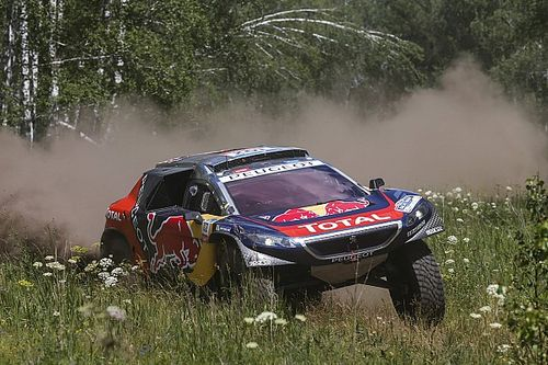 Silk Way Rally – Leg 8 : Top stage times for all three Peugeot 2008 DKRs