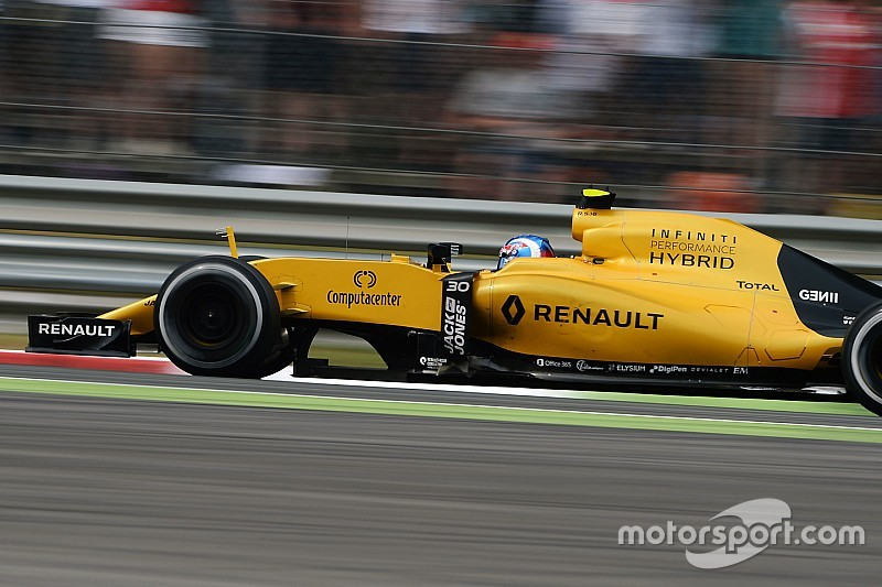 Renault encouraged by 2017 engine test results