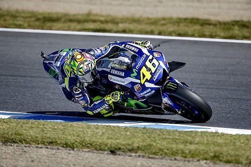 "Rossi perplexed by ""surprise"" crash"
