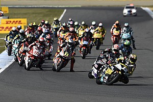 【moto2】2019年からホンダに代わりトライアンフがエンジン供給へ