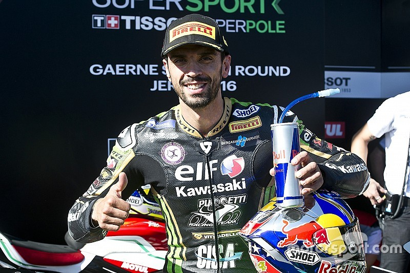 Sofuoglu bags fifth Supersport title at Jerez