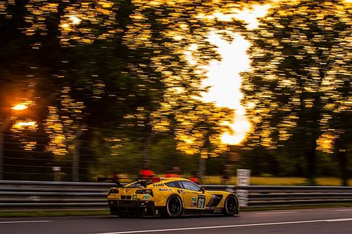 Taylor and Fassler complete Corvette Racing's Le Mans lineup
