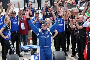 Dean Stoneman on becoming an Indy Lights winner