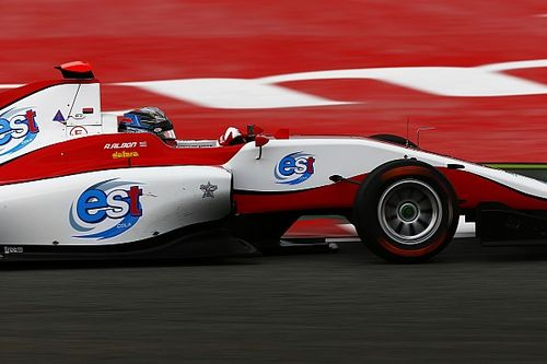 Barcelona GP3: Albon holds off Tunjo for maiden win