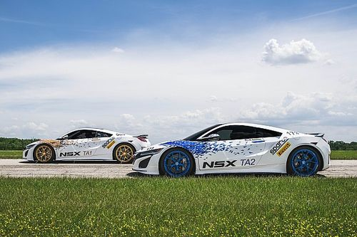 2017 Acura NSX Supercar to make North American debut at Pikes Peak