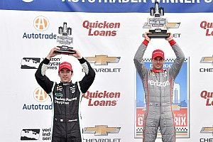 Power and Pagenaud have no issues over crucial pass