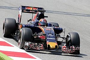 """Kvyat hails """"crucial"""" day of testing with Toro Rosso"""