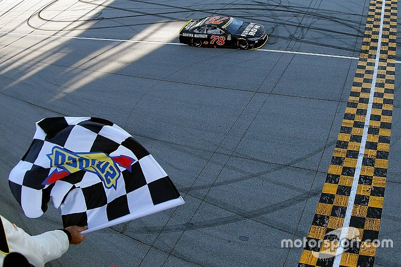 "Analysis: How NASCAR stars are trying to ""swerve"" rules after the checker"