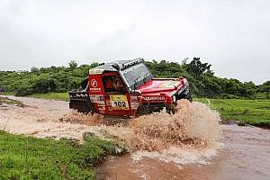 Offroad Leg report RFC India, Leg 4: Force Motors' Lim goes on top