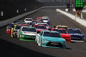 NASCAR to run restrictor plates in Xfinity race at Indianapolis