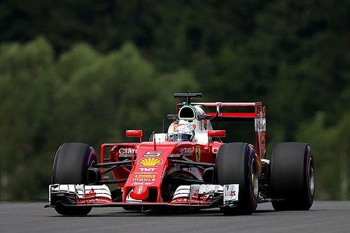 Ferrari on Friday practice for the Austrian GP: Rain makes life difficult