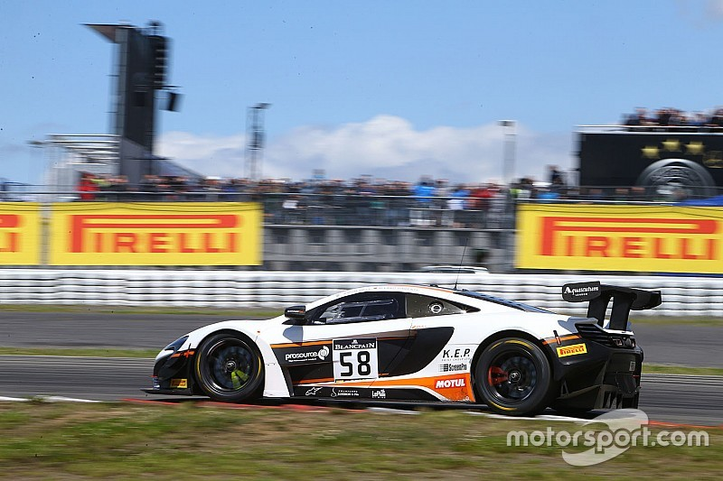 Nurburgring BSS: Bell and Parente score Main Race victory
