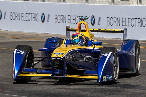 Renault e.Dams secure points haul on the streets of Paris