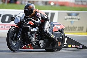 Hines gunning for sixth Pro Stock Motorcycle title