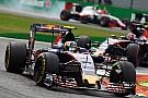 Тост рассчитывает на прогресс Toro Rosso в Сингапуре