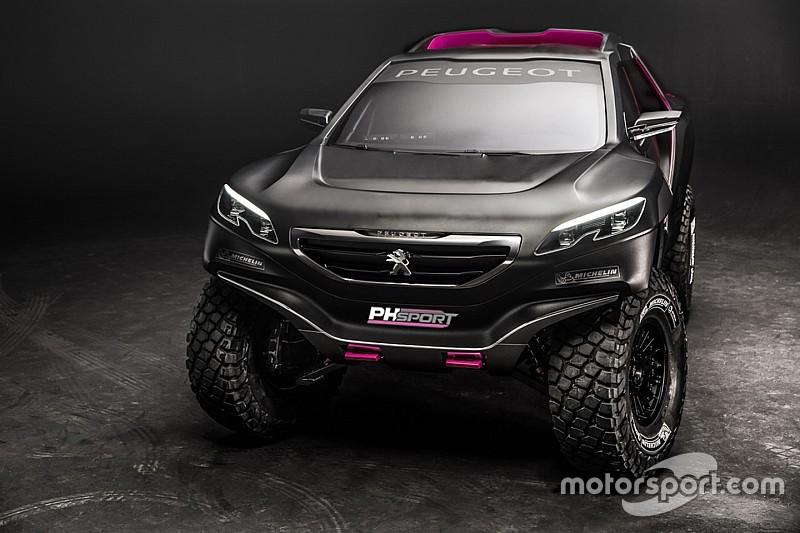 Dakar-Siegerauto von Peugeot ab 2017 als Kundenfahrzeug verfügbar