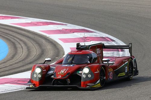 "Senna gunning for Le Mans victory against ""tough"" LMP2 class"