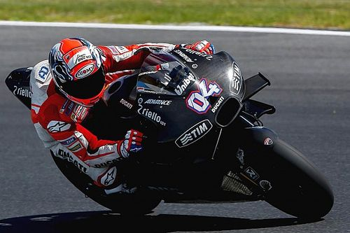 Ducati Team riders conclude IRTA tests at Phillip Island
