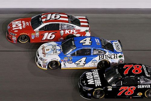 """NASCAR impounds cars from each marque for """"mid-season evaluation"""""""