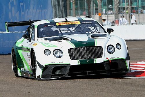 Bentley returns to defend GT Asia Series title