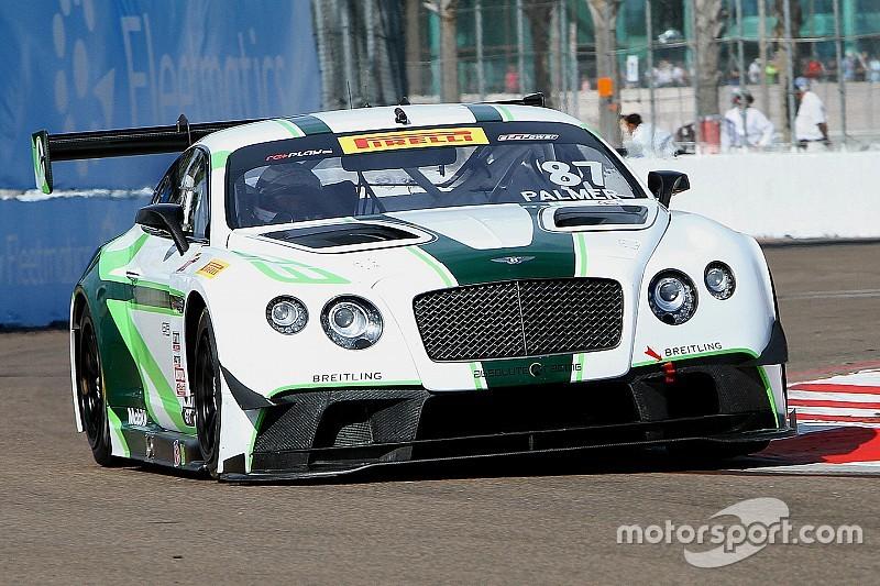 Bentley returns to defend GT Asia Series title
