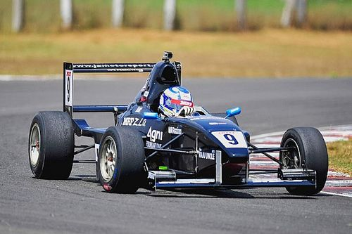 Chennai IV MRF F1600: Anand beats Tharani to clinch pole