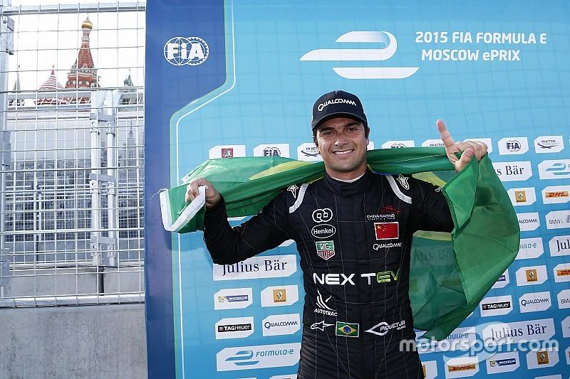 Relembre os altos e baixos da carreira de Nelsinho Piquet na F-E