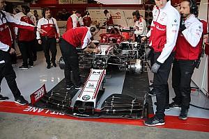 'Ook Alfa Romeo Racing stuurt personeel met verlof'