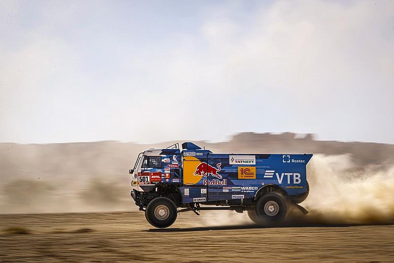 Tiende etappe Dakar Rally geneutraliseerd door zandstormen