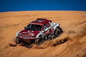 Videós felvételek a Dakar Rali utolsó szakaszáról