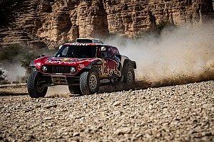 Dakar, Auto, Tappa 11: Peterhansel di un soffio su Al-Attiyah!