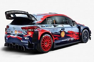Gallery: Hyundai's 2020 WRC challenger from all angles
