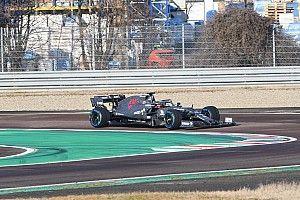 Alfa Romeo: Kimi Räikkönen mit ersten Runden im C39