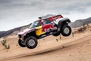 """Sainz sûr de ses chances sur """"un Dakar difficile"""""""