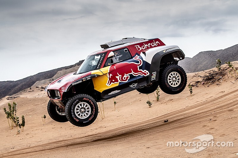 Látványos képek a 2020-as Dakar Raliról