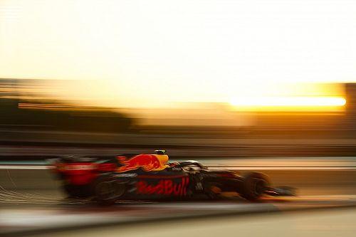 F1アブダビ決勝速報:ハミルトン優勝で幕閉じる。フェルスタッペン2位表彰台