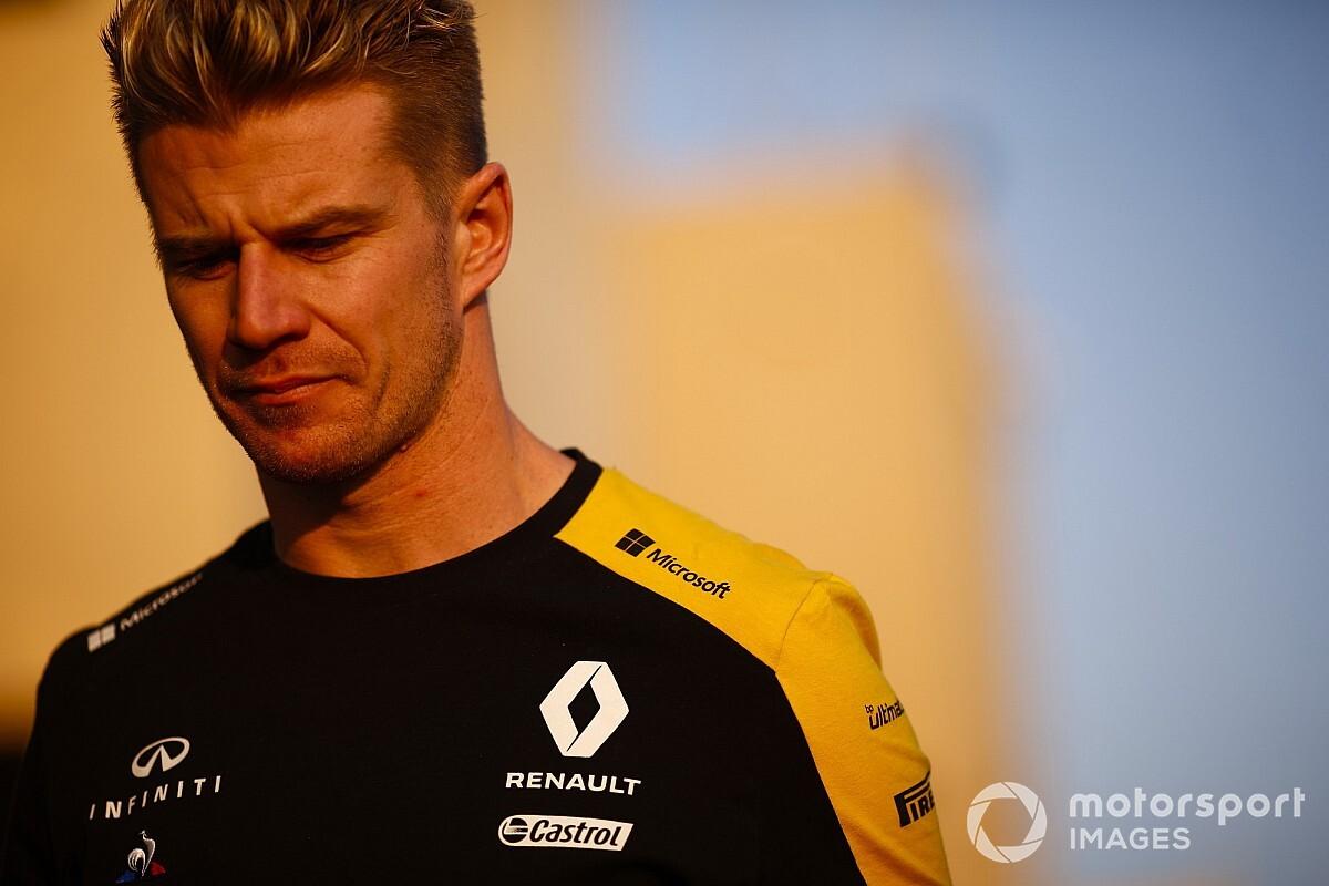"""هلكنبرغ: """"قلبي كان يدمي"""" عندما شاهدت سباق البرازيل 2012 واقترابي من الفوز"""