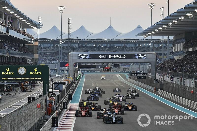 Wyrównanie stawki F1 nie nastąpi zbyt szybko